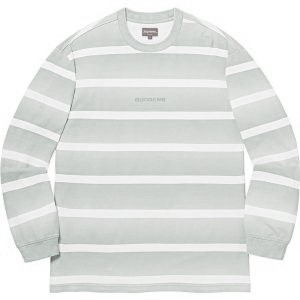 Fade Stripe L/S Top