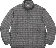 Track Half Zip Pullover