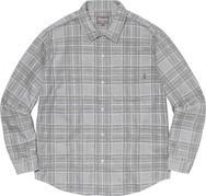 Printed Plaid Shirt