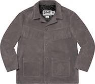 Supreme®/Schott® Fringe Suede Coat