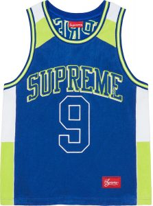 Terry Basketball Jersey