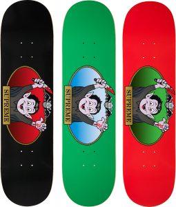 Vampire Boy Skateboard