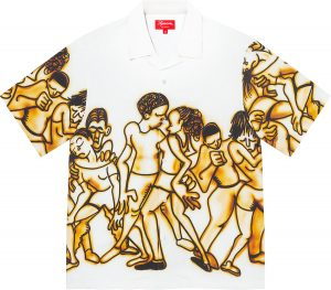 Dancing Rayon S/S Shirt