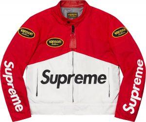 Supreme®/Vanson Leathers® Cordura® Jacket