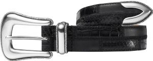 Patchwork Ranger Belt