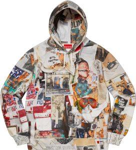 Dash's Wall Hooded Sweatshirt