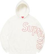 Reflective Hooded Sweatshirt
