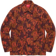 Paisley Fleece Shirt
