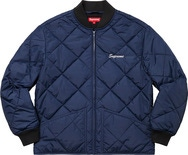 Quit Your Job Quilted Work Jacket