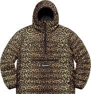 Micro Down Half Zip Hooded Pullover