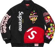 Skittles®/Mitchell & Ness® Varsity Jacket
