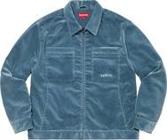 Corduroy Zip Jacket